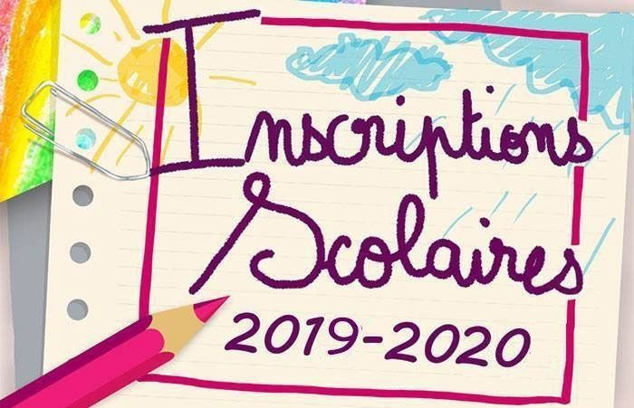 Ecole saint pierre inscriptions 2019-2020